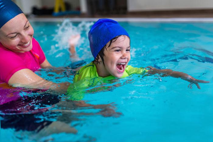 Hosszú Katinka - Iron Swim - Úszásoktatás - Úszóiskola